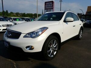 2014 Infiniti QX50 Journey JOURNEY ACCIDNET FREE !! ONE OWNER !!