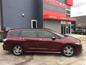 2012 Honda Odyssey Luxury (7 Seat) Wagon Ravenhall Melton Area Preview
