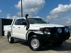 2019 Ford Ranger PX MkIII 2019.00MY XL White 6 Speed Manual Double Cab Chassis Blacktown Blacktown Area Preview