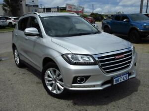 2016 Haval H2 Premium (4x2) Silver 6 Speed Automatic Wagon Wangara Wanneroo Area Preview