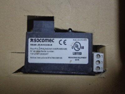 Socomec 48250092 MoDULE RS485 JBUS/MODBUS DIRIS A