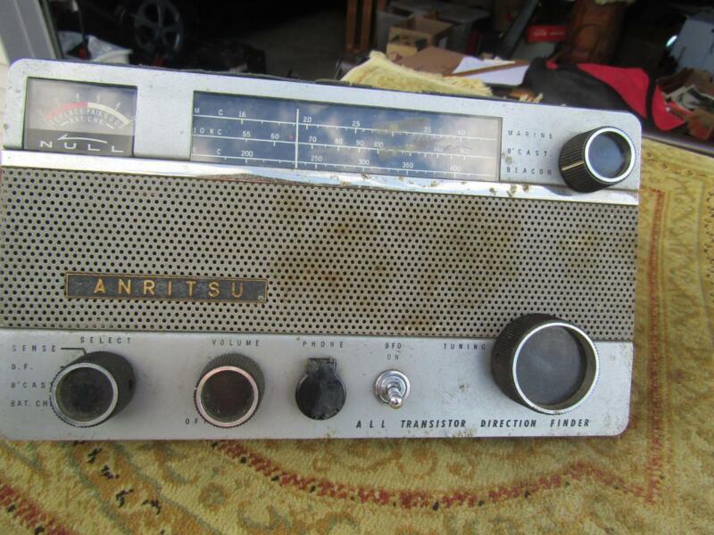 Anritsu Vintage  Radio Marine B