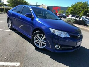 2013 Toyota Camry Atara 2.5 S Blue 6 Speed Automatic Sedan Arundel Gold Coast City Preview
