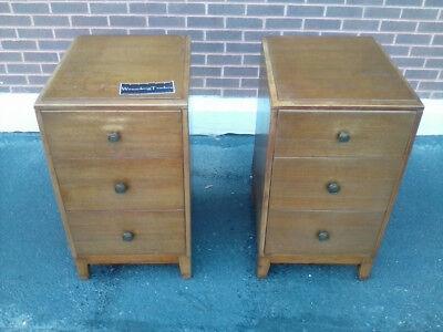 2 Widdicomb Pier Cabinets 31