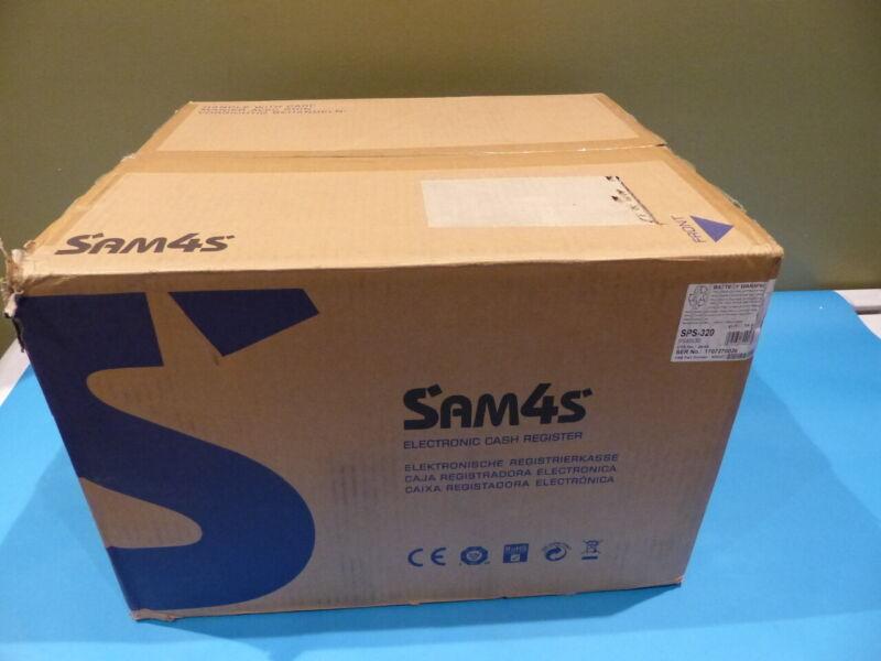 SAM4S SPS-320 CASH REGISTER