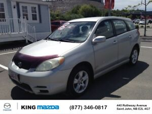 2003 Toyota Matrix XR ALL WHEEL DRIVE...AUTO...AIR CONDITIONING.