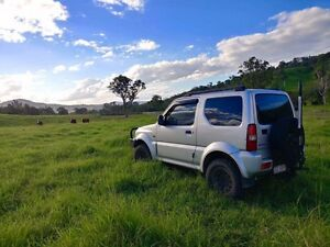 2002 Suzuki Jimny Wagon Goodna Ipswich City Preview