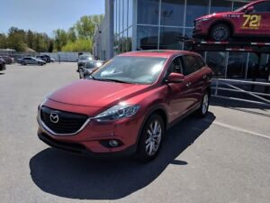 2013 Mazda CX-9 GT*CUIR*7PASSAGERS*BOSE*TOIT