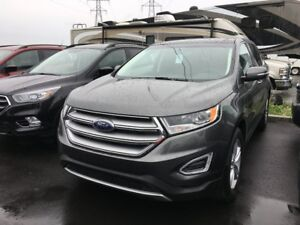 2018 Ford Edge SEL - FWD Financing at 0% until 60 months!
