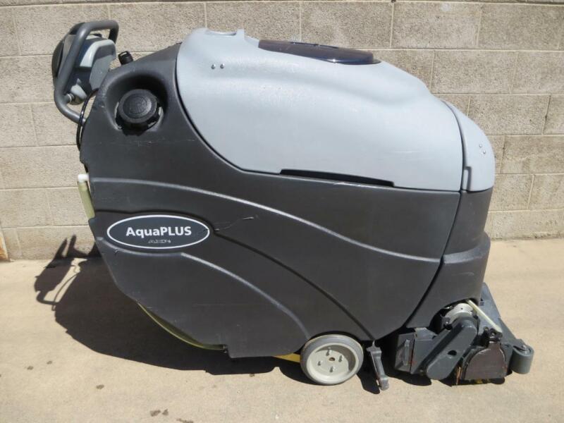Nilfisk Advance AquaPlus AXP Aqua Plus Self Propelled Battery Carpet Extractor