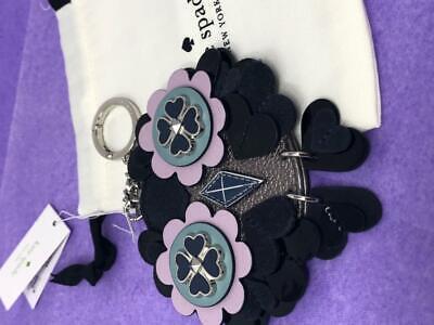 Kate Spade NightCap Owl key fob NWT  $89  with pouch