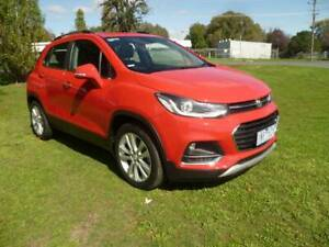 2018 HOLDEN TRAX LTZ SUV WAGON, 1.4 LITRE TURBO  AUTO Holbrook Greater Hume Area Preview