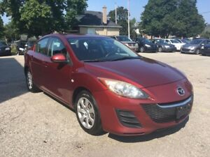 2010 Mazda MAZDA3 ONE OWNER- SAFETY & WARRANTY INCLUDED