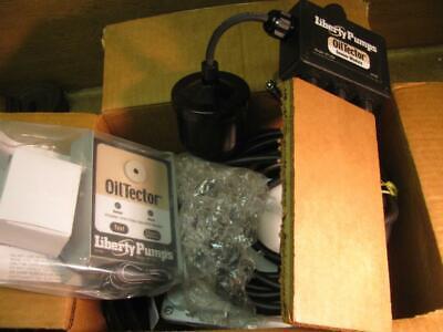 Liberty Pumps OilTector OTC-115 Oil Detector Float Alarm Pump Controller