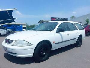2001 Ford Falcon Wagon Coopers Plains Brisbane South West Preview