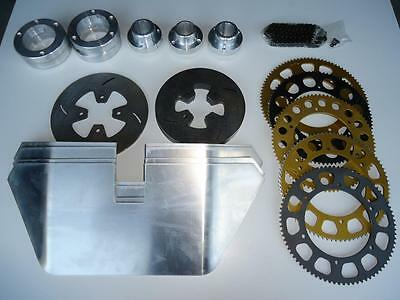 GO KART MIX PARTS LOT, NEW AND USED.