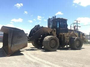 Caterpillar 980G  Loader/Tool Carrier Londonderry Penrith Area Preview