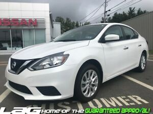 2016 Nissan Sentra SV Navigation! Backup Camera! Heated Seats! S