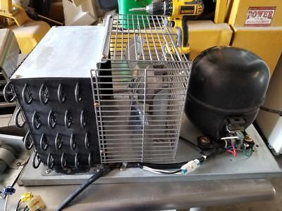 Turbo Air Msr-23g1 Refrigerator Condensing Compressor Unit Complete 115v