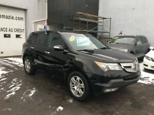 2008 Acura MDX Tech/Pwr  cuir toit navigtion impeccable doccasio