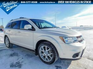 2016 Dodge Journey R/T AWD | Leather | DVD