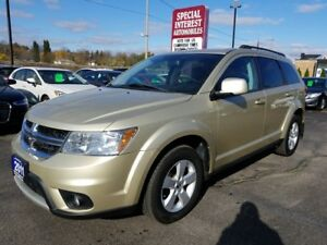 2011 Dodge Journey SXT CLEAN CAR PROOF !!  LOCAL TRADE !!