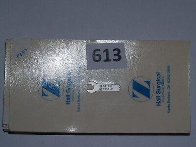Hall Surgical Blade Model 5053-62