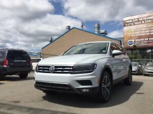 Lease takeover 2018 Tiguan fully loaded