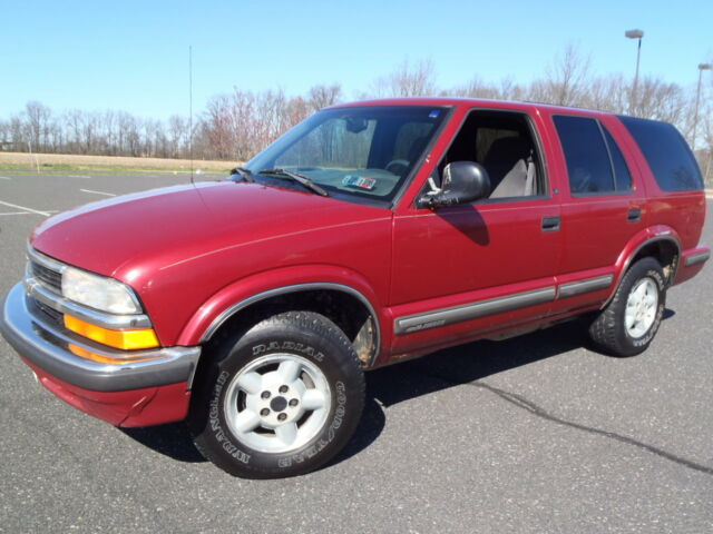 Image 1 of Chevrolet: Blazer 4dr…