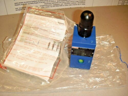 Rexroth DBDS10G1A20012 Direct Acting R900341591 Hydraulic Pressure Relief Valve