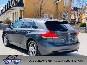 2010 Toyota Venza AWD Touring LOADED-2 SETS TIRES ON RIMS!