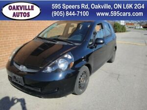 0 Honda Fit LX SAFETY NOT INCLUDED
