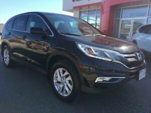 2015 Honda CR-V EX ONE OWNER , LOCAL TRADE !