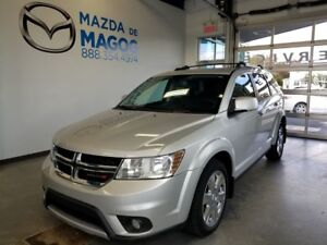 2014 Dodge Journey R/T AWD 44000KM CUIR V6