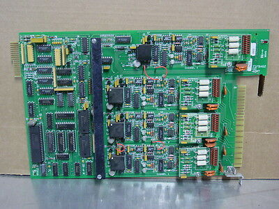 Used Westinghouse 4qrt2 Ovation Turbine Generator Control Card 7379a62g02 Sub U