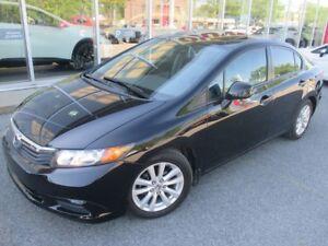 2012 Honda Civic Sdn EX-L EX-L + NAV