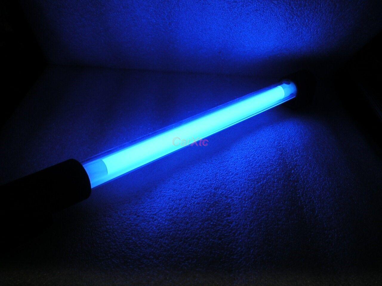 Neon Car Lights: 12 Inch Blue Neons - Glow N Street Neon Car Lighting