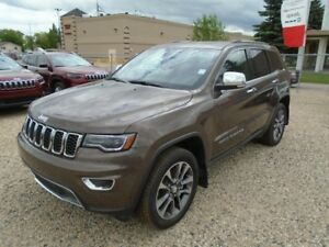 2018 Jeep Grand Cherokee Sports Utility Vehicle