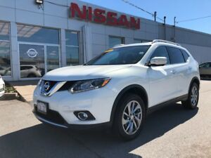 2014 Nissan Rogue SL   $199 BI WEEKLY ALL-WHEEL DRIVE LUXURY!