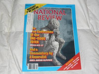 National Review Magazine   May 25 1979   Namibia   Margaret Thatcher My Darling