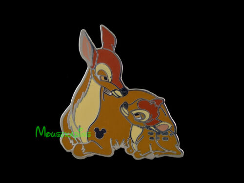 BAMBI sitting with his MOTHER Disney Pin