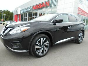 2017 Nissan Murano PLATINUM AWD DEMONSTRATEUR