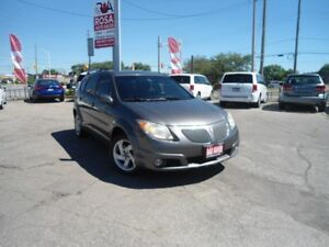 2005 Pontiac Vibe AUTO 5 DR HATCH A/C POWER GROUP SAFETY ALLOY K