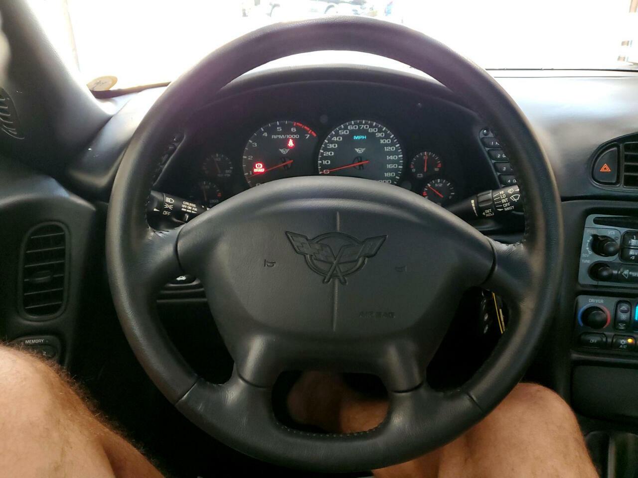 2004 Black Chevrolet Corvette Coupe  | C5 Corvette Photo 10