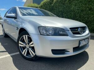 2008 Holden Commodore VE MY09 Omega 60th Anniversary Silver 4 Speed Automatic Sportswagon Hoppers Crossing Wyndham Area Preview