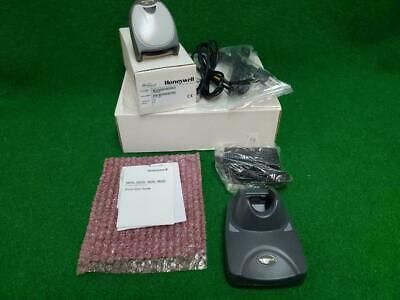 Honeywell 3820 Cordless Linear Image Barcode Scanner New