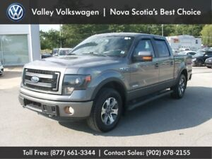 2014 Ford F-150 FX4 ECOBoost! Crew Cab! Leather!