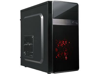 Custom Gaming PC Ryzen 5 2400G Gaming Desktop Tower Computer 240GB SSD DVD WIFI