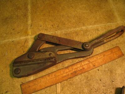 Klein 1611-30 Chicago Grip Wire Cable Puller Tool