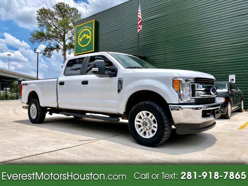 Image 1 Voiture Américaine d'occasion Ford F-250 2017